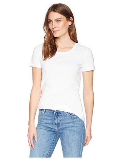 Amazon Essentials Classic-Fit Short-Sleeve Crewneck T-Shirt (2-Pack)