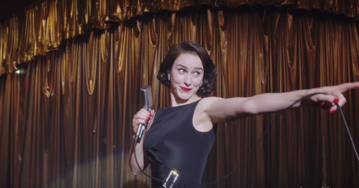The 'Marvelous Mrs. Maisel' Season 3 Teaser Reveals A Premiere Date & Sterling K. Brown's Arrival — VIDEO