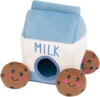 Burrow Hide & Seek Plush Dog Toy