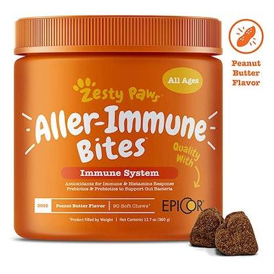 Aller-Illume Peanut Butter Flavored Bites