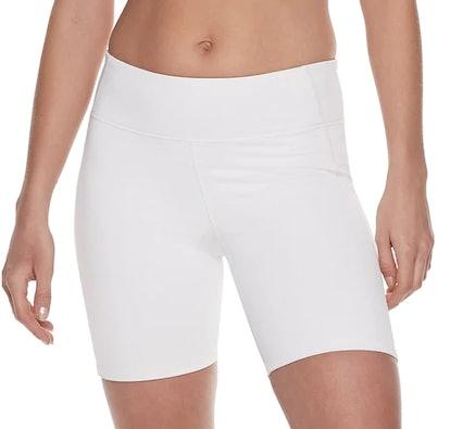 High Waisted Core Bike Shorts