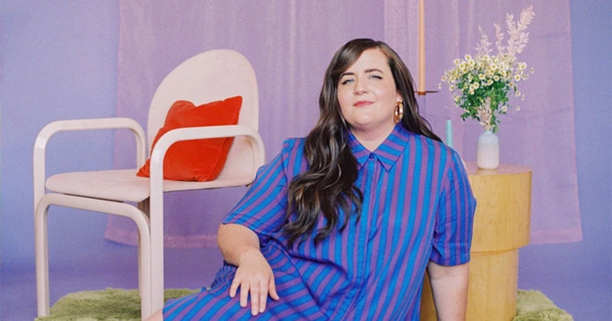 Aidy Bryant's Plus Size Clothing Line Goes Up To A Size 28 & Gives You Her 'Shrill' Look