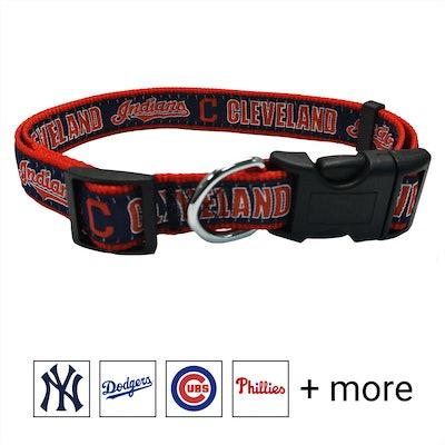 MLB Dog Collar