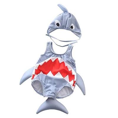Shark Swimsuit