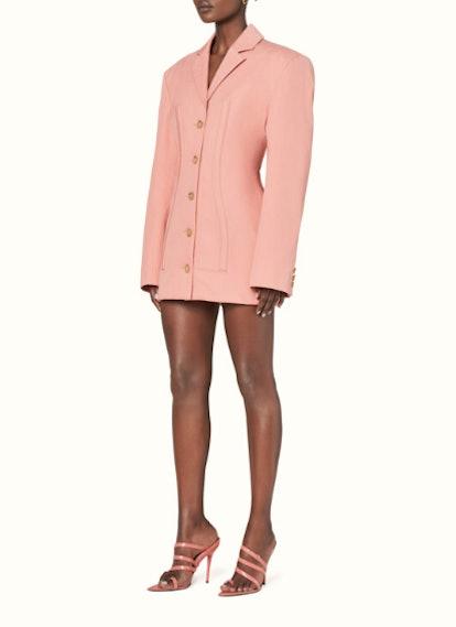 Corset Blazer Dress