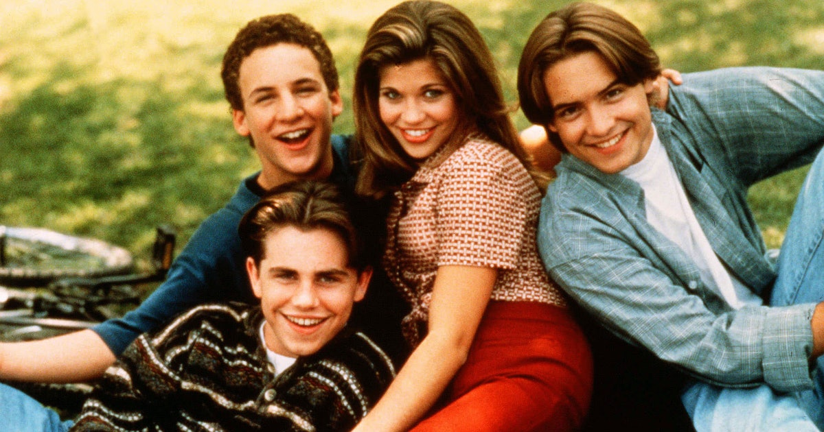 These 'Boy Meets World' Reunion Photos From Fan Expo Boston Will Give Fans All The Feels