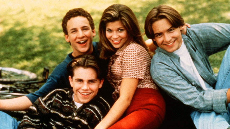 Image result for boy meets world