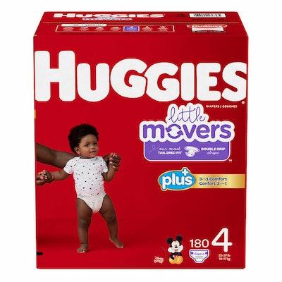 Huggies® Plus Little Movers