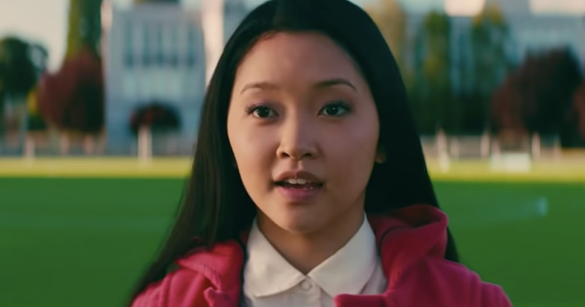 Lana Condor's 'To All The Boys I've Loved Before' Throwback Video Is An Emotional Roller Coaster