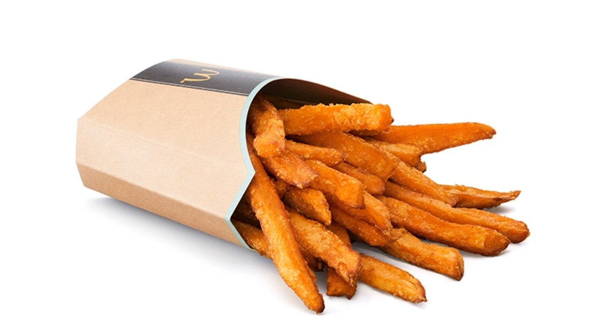 Here's Where To Get McDonald's Sweet Potato Fries For A Taste Of The International Item
