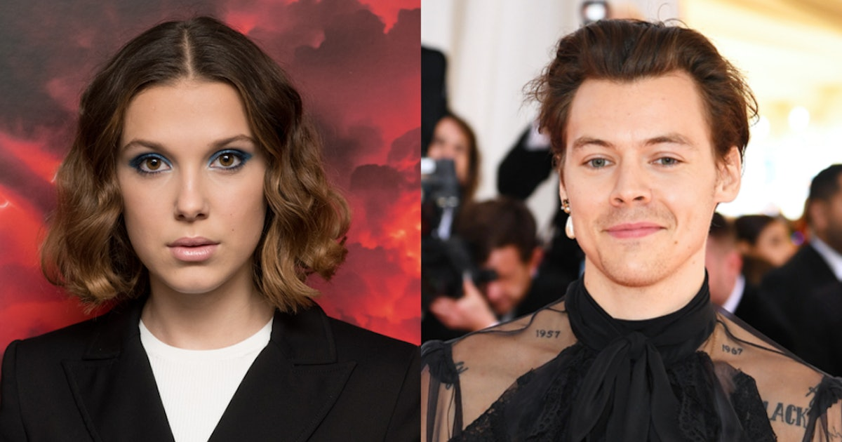 Harry Styles & Millie Bobby Brown Dancing At Ariana Grande's Concert Proves They're Major Fans — VIDEO