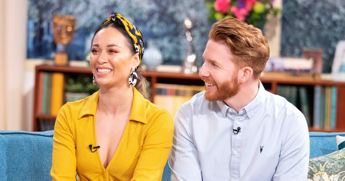 Why Did Neil & Katya Jones Split Up? The 'Strictly' Couple Have Remained On Good Terms
