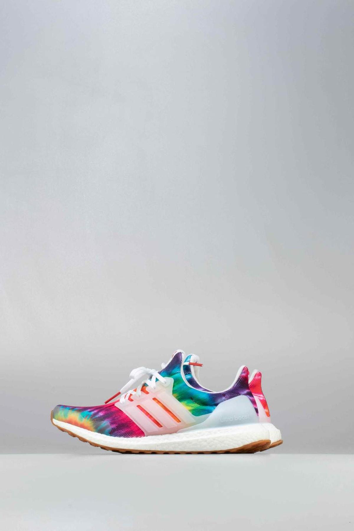 "Nice Kicks x Adidas Consortium ""Woodstock"" Ultraboost Mens Running Shoes"