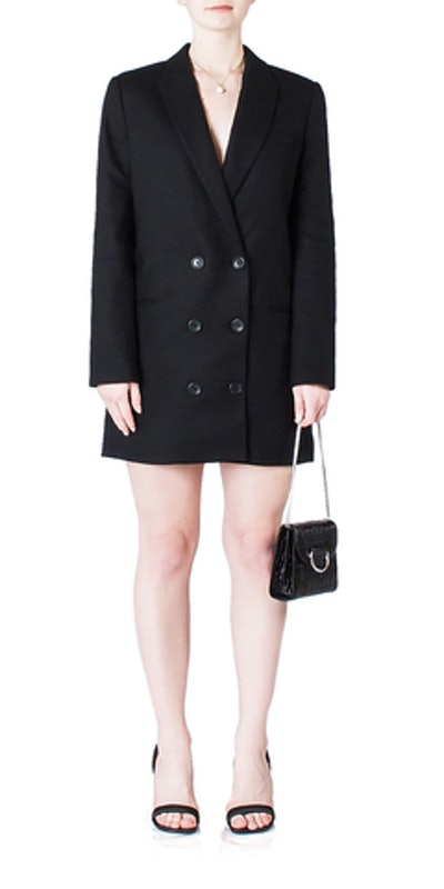 Norden Double Breasted Blazer Dress