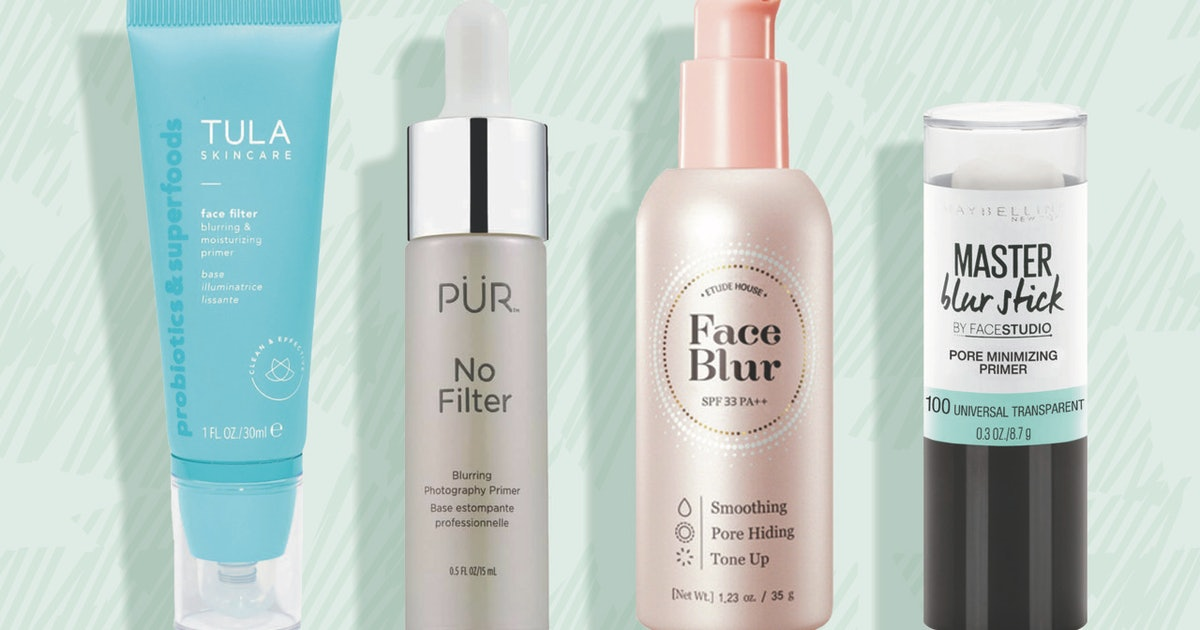 The 5 Best Blurring Primers