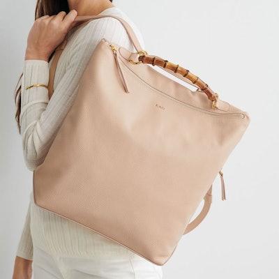 Bamboo Elisabetta Convertible Backpack