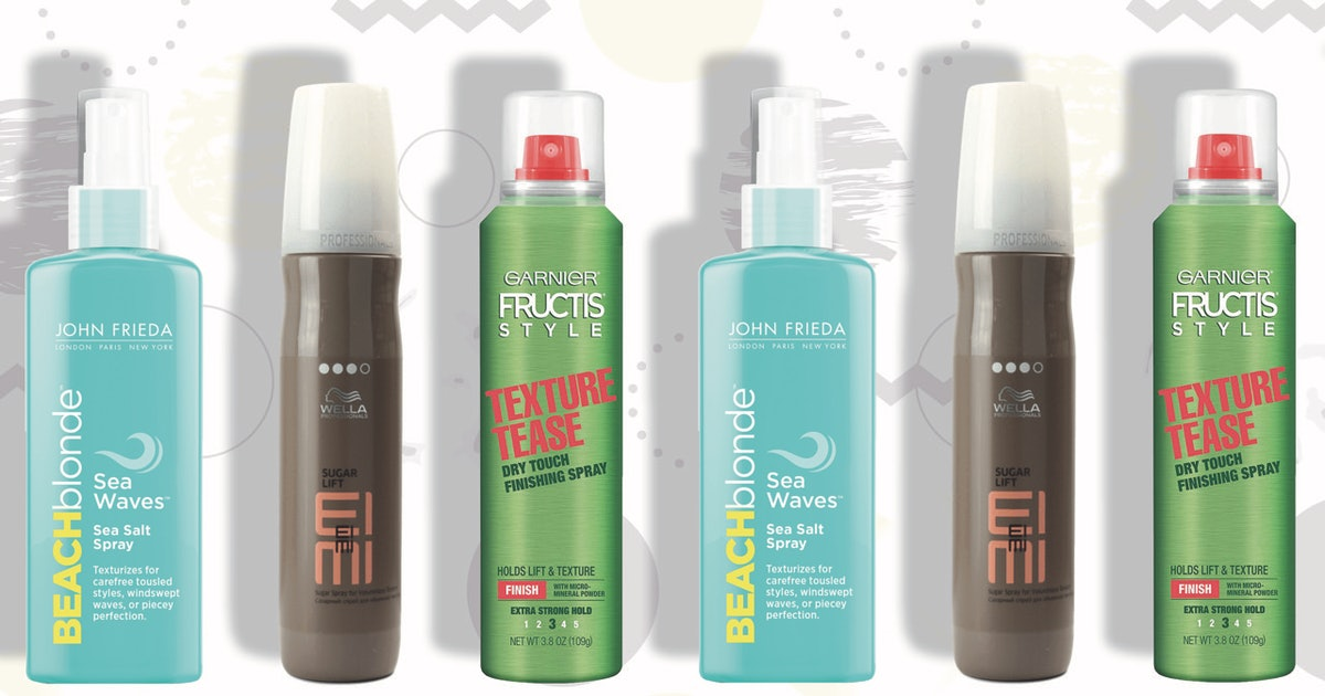 The 5 Best Texture Sprays