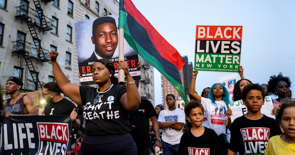 In rare decision, NYPD fires the officer who put Eric Garner in a chokehold