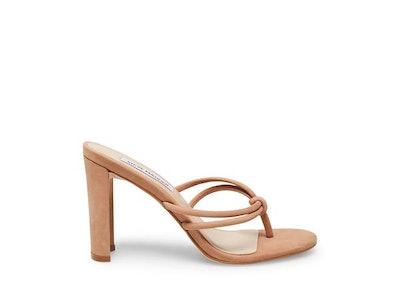 Unreal Sandal in Camel Nubuck