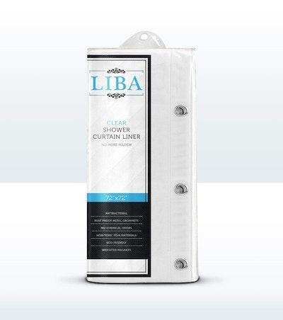 LiBa Shower Curtain Liner