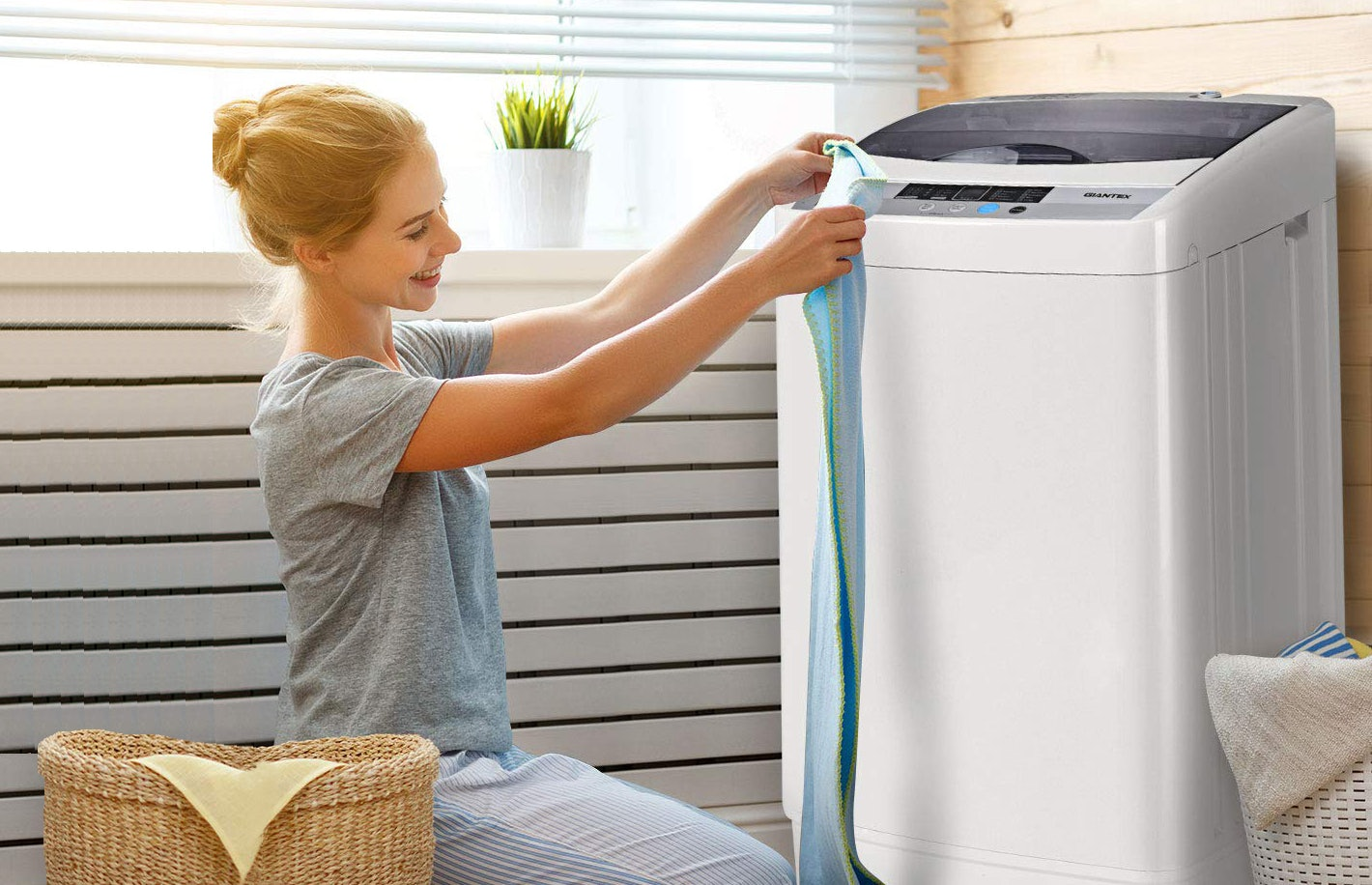 The 4 Best Portable Washing Machines