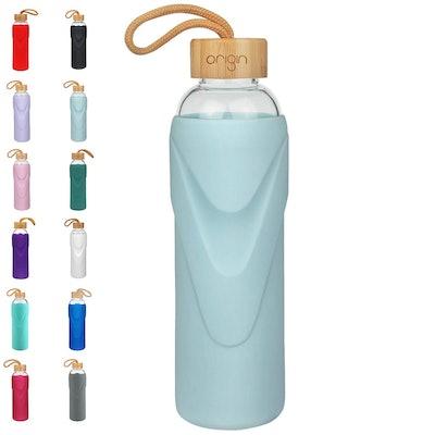 Origin BPA-Free Glass Water Bottle
