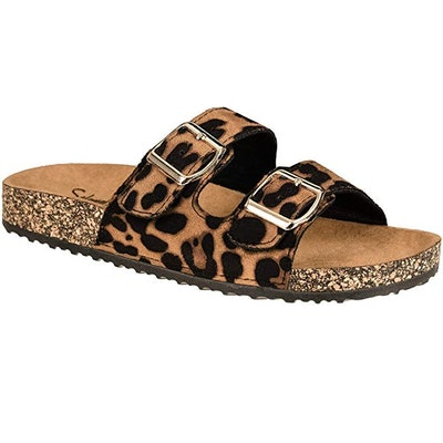 Cloverly Comfort Low Easy Slip On Sandal