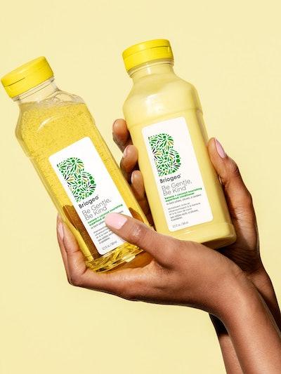 Briogeo Be Gentle, Be Kind Banana + Coconut Nourishing Superfood Shampoo & Conditioner
