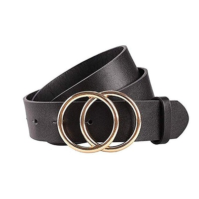Gackoko Women Leather Belt