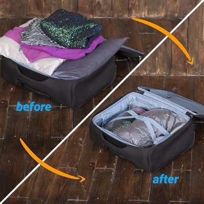 The Chestnut Travel Storage Compression Bags (Set Of 12)
