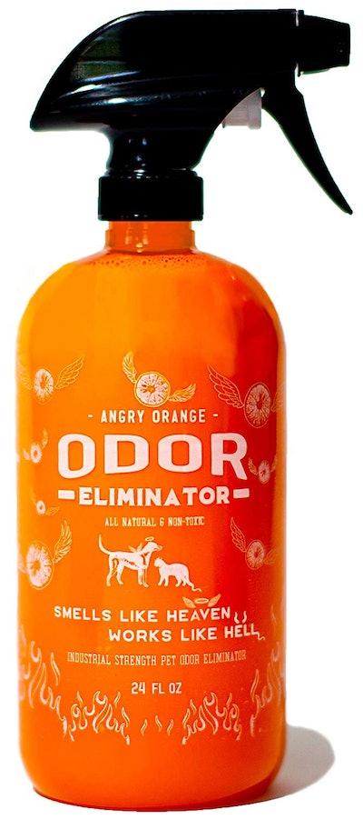 ANGRY ORANGE Citrus Pet Odor Eliminator Pet Spray