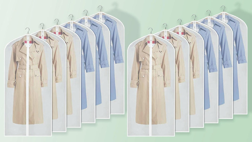 de06fad2f83b The 3 Best Garment Bags For Moth Protection