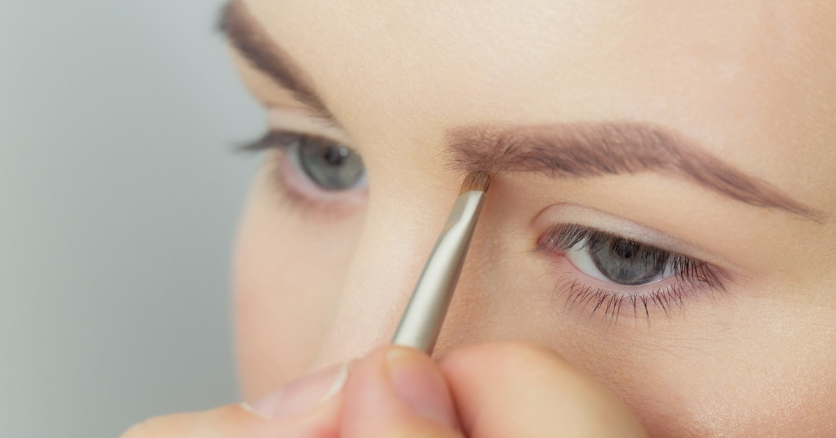 The Best Brow Makeup