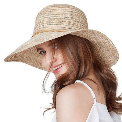 Somaler Women's Floppy Sun Hat