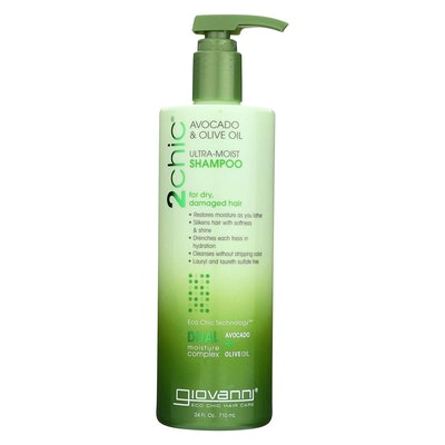 Giovanni 2Chic Ultra-Moist Shampoo With Avocado And Olive Oil (24-Oz)