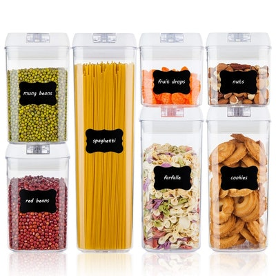 Vtopmart Airtight Food Storage Containers (Set of 7)