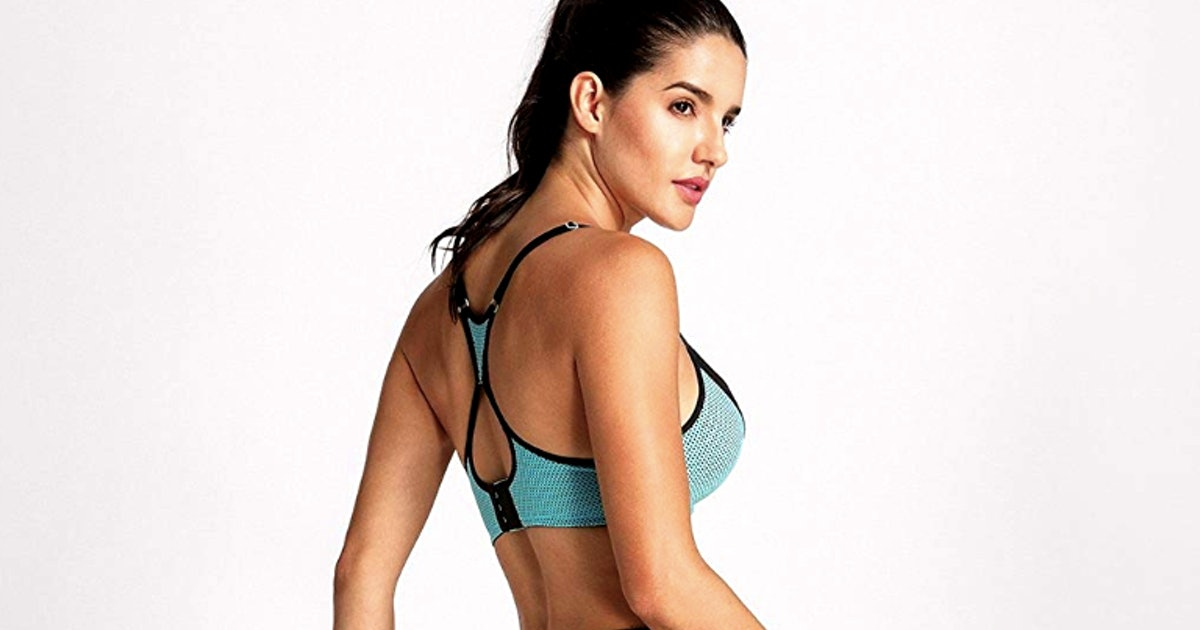 The 6 Best Padded Push-Up Sports Bras
