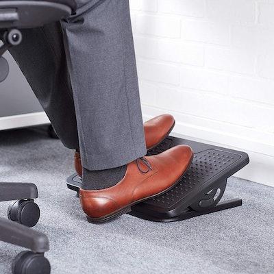 AmazonBasics Under Desk Foot Rest