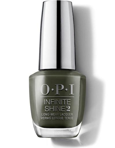 Infinite Shine Long Lasting Nail Polish in Things I've Seen In Aber-green