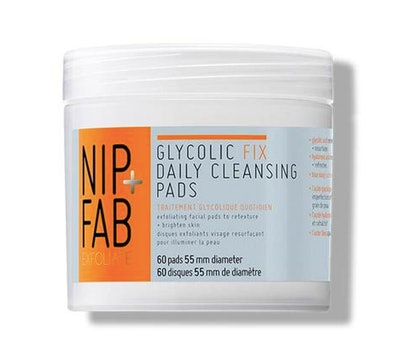 Nip+Fab Glycolic Fix Daily Cleansing Pads (60 Pads)