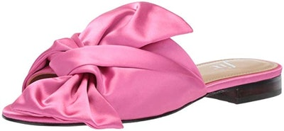 The Fix Women's Naomi Oversized Bow Slide Sandal