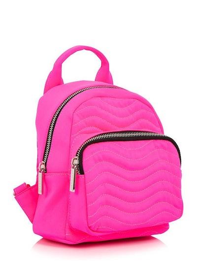 Neon Zadie Mini Backpack