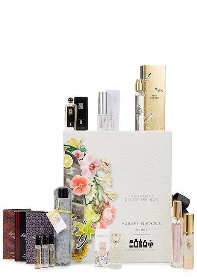 Harvey Nichols Fragrance Discovery Box