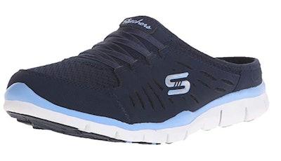 Skechers No Limits Slip-On Mule Sneaker