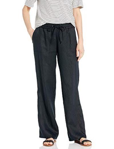Amazon Essentials Drawstring Linen Pants