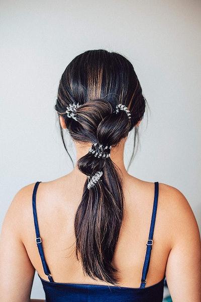 Kitch Spiral Hair Ties (4 Pack)