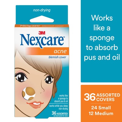 Nexcare Acne Cover (36 Pack)