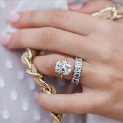 The Tatum Ring (6.5 Carat)