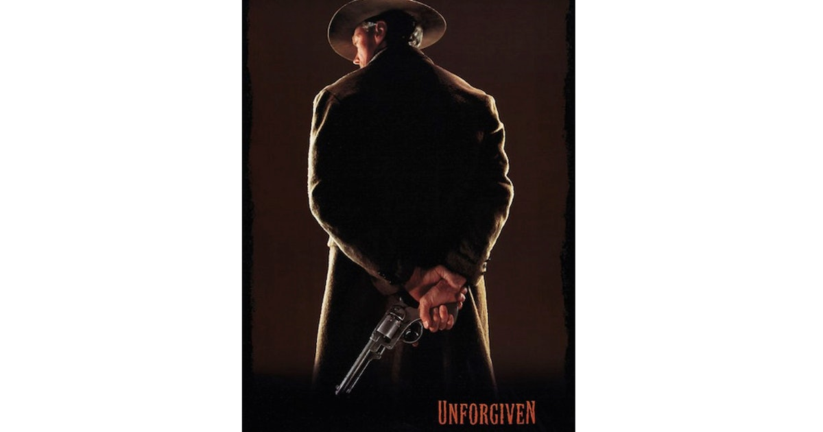 The Rich Contradictions of Clint Eastwood's 'Unforgiven'