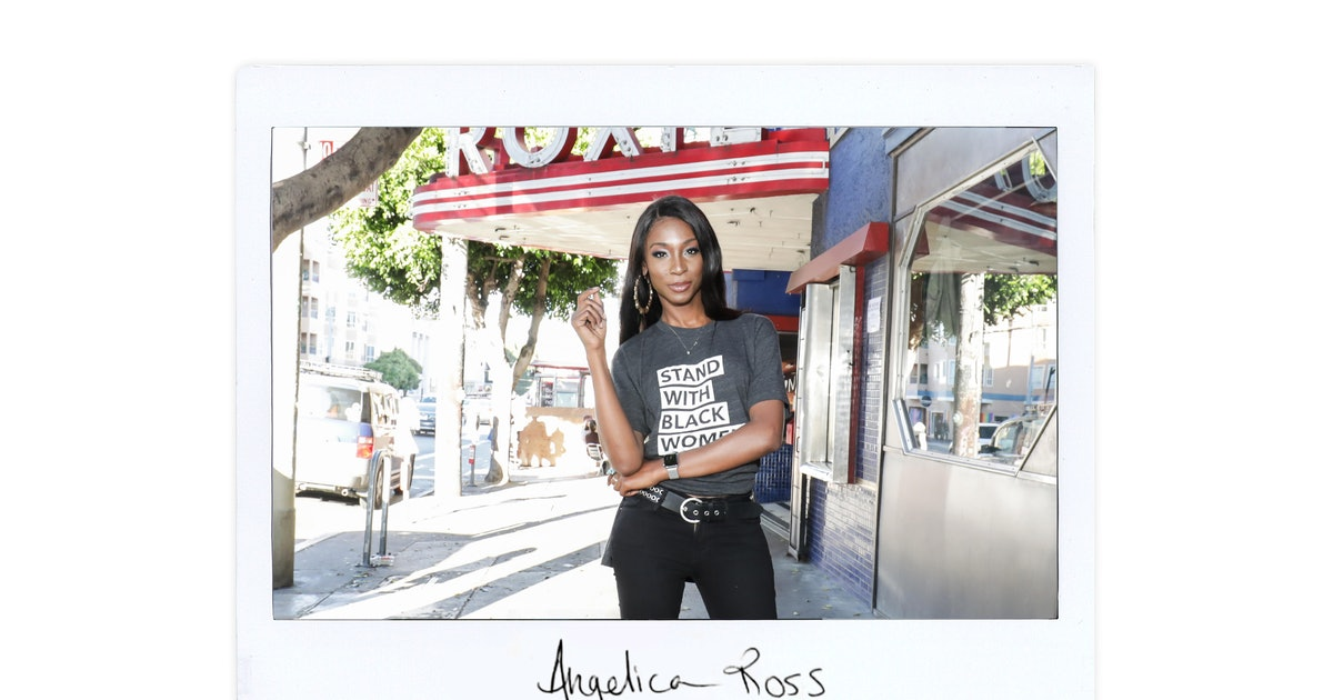 'Pose' Star Angelica Ross Takes On The Bustle Booth